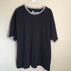 Gap Navy Blue Tee Shirt Size XXL